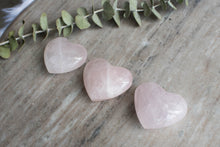 Large Rose Quartz Heart (backordered)