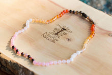 Romance Support Crystal Necklace