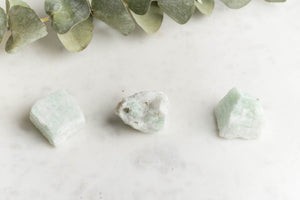 Raw Amazonite - Calming & Emotional Balance