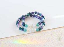Mermaid Crystal Bracelet by MacRae Naturals-