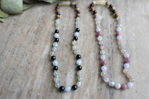 Potty training support necklaces by MacRae Naturals