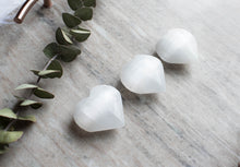 Large Selenite Hearts- SOLD OUT