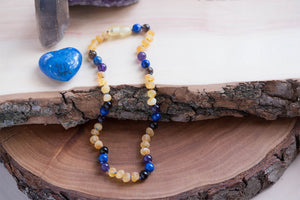 Sleep & Teething Support Necklace