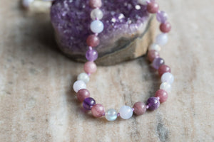 Zen mama calming necklace by MacRae Naturals
