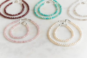 Adult Dainty Bracelet - Multiple Options Available