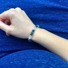 Diabetes Support Crystal Bracelet