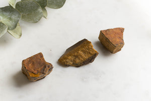 South African Tiger's Eye Chunk