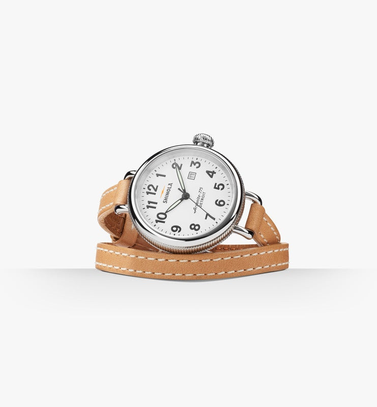 Shinola The Birdy 34mm Ladies Watch