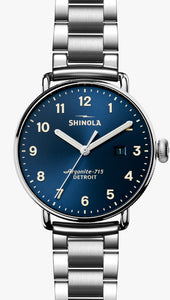 Shinola The Canfield 43mm