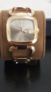 Gucci G-Gucci Brown Dial Ladies Watch