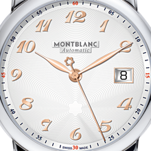 "Montblanc Star Traditional Chronograph Automatic ""Carpe Diem Edition"""