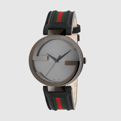 Gucci Interlocking Iconic Bezel Unisex Watch