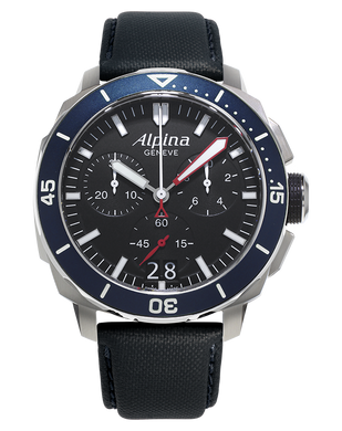 SEASTRONG DIVER 300 BIG DATE CHRONOGRAPH