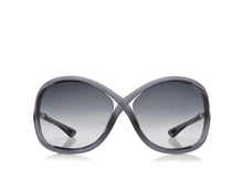FT0009 Tom Ford Whitney Oversized Soft Round Sunglasses