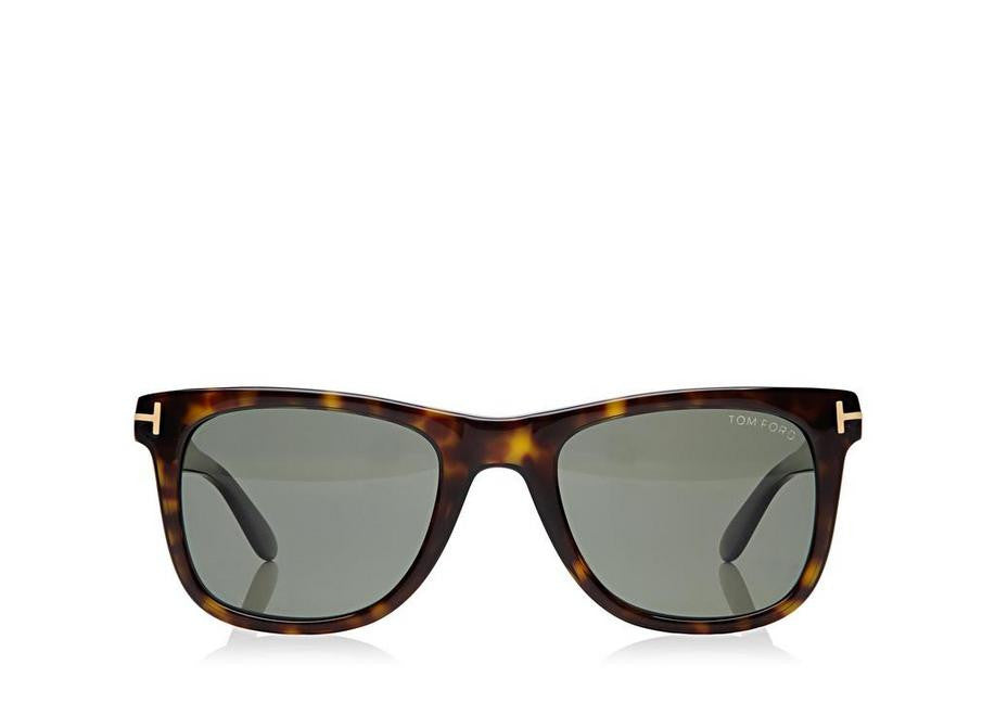 FT0336P Tom Ford Leo Square Polarized Sunglasses