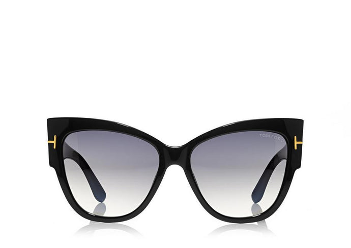 FT0371 Tom Ford Anoushka Cat Eye Sunglasses