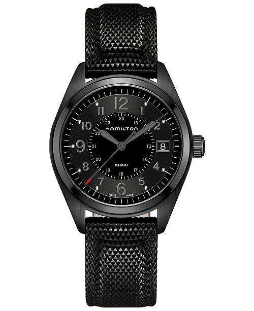 Hamilton Khaki Field Quartz Quartz Mens Watch H68401735