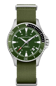 Hamilton Khaki Navy Scuba Auto Automatic Mens Watch H82375961