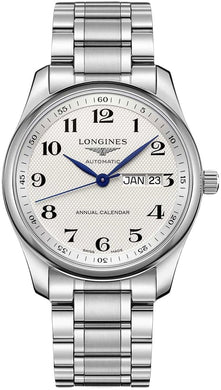 The Longines Master Collection Mens Watch L2.910.4.78.6