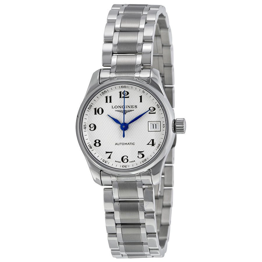 Master Automatic Silver Dial Ladies Watch L21284786