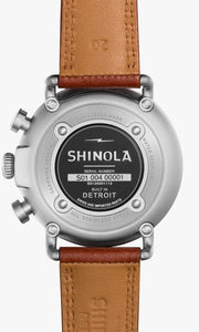 Shinola The Runwell Chrono 41mm