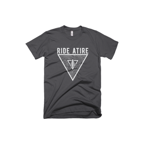 TOPO Icon - Ride Atire,  - Jersey, Ride Atire - Ride Atire, TOPO Icon - Gnarnia, TOPO Icon - mountain bike, TOPO Icon - t-shirt, TOPO Icon - tee, TOPO Icon - clothing