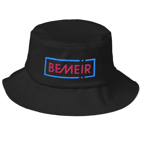 Bemeir 80's Old School Bucket Hat