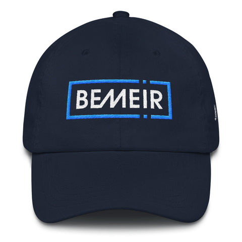 Bemeir New York Blue Dad hat