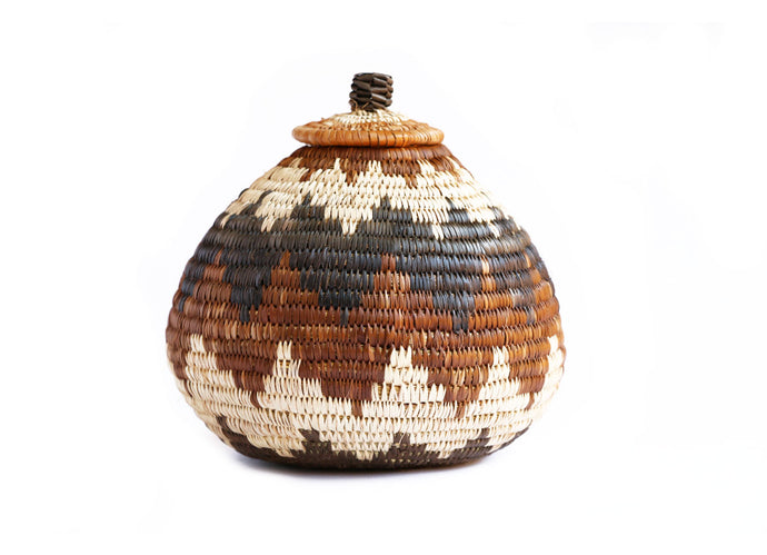 Zulu Bulb Shaped Basket