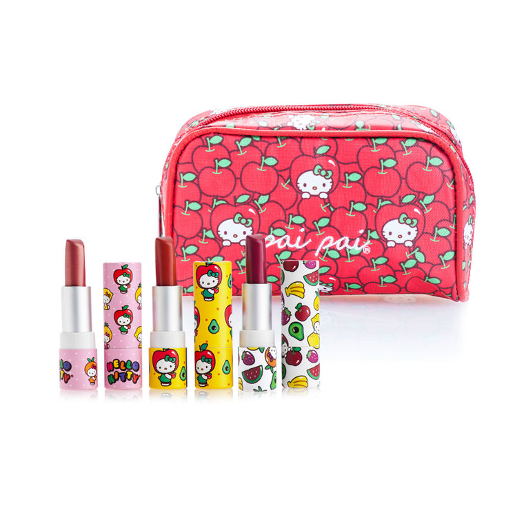 Kit manzanas Hello Kitty