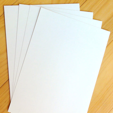 CARD A4 METALLIC SOFT WHITE PEARL SHIMMER 250 GSM 10 SHEETS