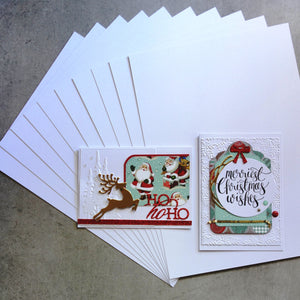 CARD A4 SUPER SMOOTH BRIGHT COOL WHITE 280 GSM BULK BUY 100 SHEETS CARDMAKING