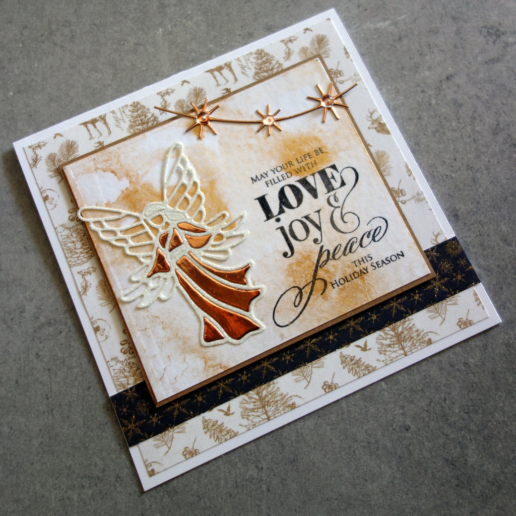 Foil mirror card a5 rose gold 320 gsm 10 sheets christmas birthday foil mirror card a5 rose gold 320 gsm 10 sheets christmas birthday wedding cardmaking stopboris Gallery
