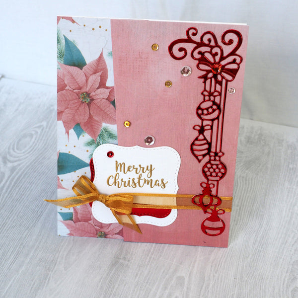FOIL MIRROR CARD A4 RED 275 GSM 10 SHEETS CHRISTMAS BIRTHDAY CELEBRATION CARDMAKING