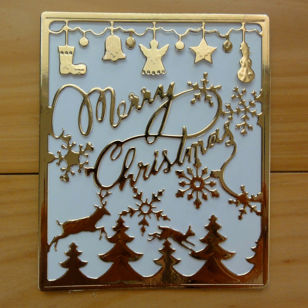 FOIL MIRROR CARD A5 GOLD 275 GSM 10 SHEETS CHRISTMAS BIRTHDAY WEDDING CARDMAKING