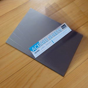 ACETATE A4 COUTURE CREATIONS FOR SHAKER CARDS WINDOW BOXES 5 SHEETS CARDMAKING