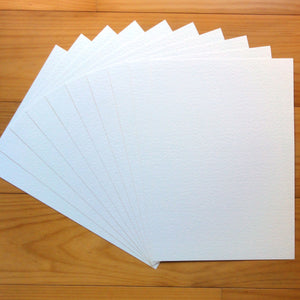 "CARD A5 ""HAMMER WHITE"" 280 GSM 20 SHEETS"