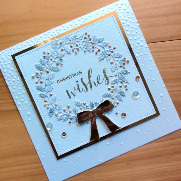 "CARD A4 METALLIC SHIMMER ""PEARL WHITE"" 250 GSM 10 SHEETS CARDMAKING"