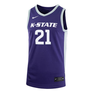 Purple Home Jersey