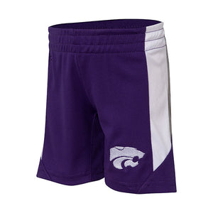 Kansas State Wildcats Toddler Rubble Shorts - 2008386