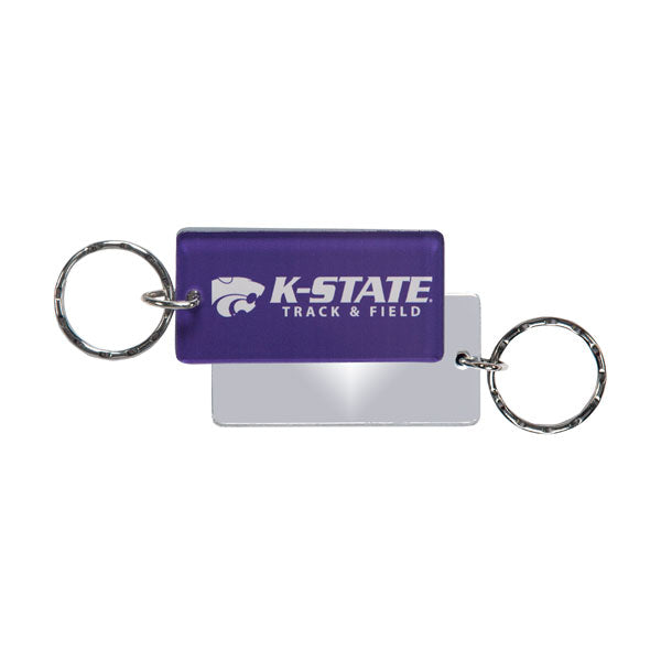 Kansas State WildcatsTrack & Field Key Chain - 2002127