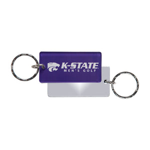 Kansas State Wildcats Golf Key Chain - 2002129