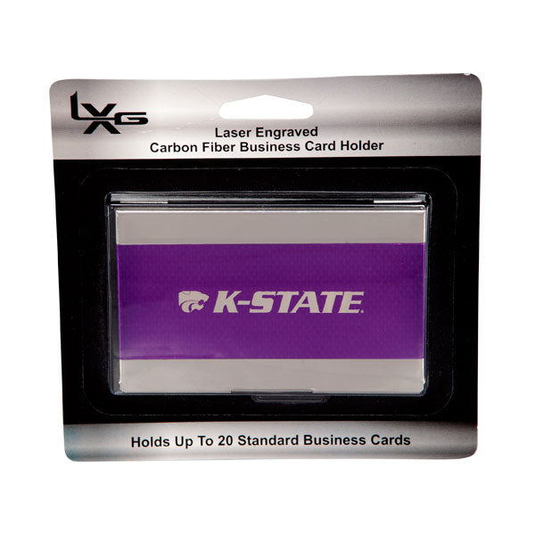 Kansas State Wildcats Purple Business Card Holder - 2002312