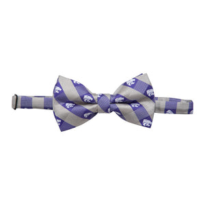 Kansas State Men's Check Bow Tie - 2002893