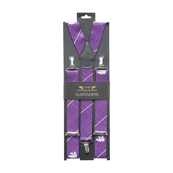 Kansas State Wildcats Suspenders - 2004559