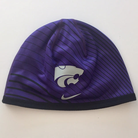 Kansas State Wildcats Youth Sideline Training Knit Beanie - 2004701