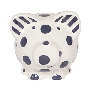 Kansas State Wildcats Magnolia Lane Ceramic Piggy Bank - 2004842