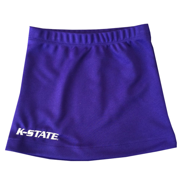 Kansas State Wildcats Youth Girls Excite Cheer Skirt - 2005298
