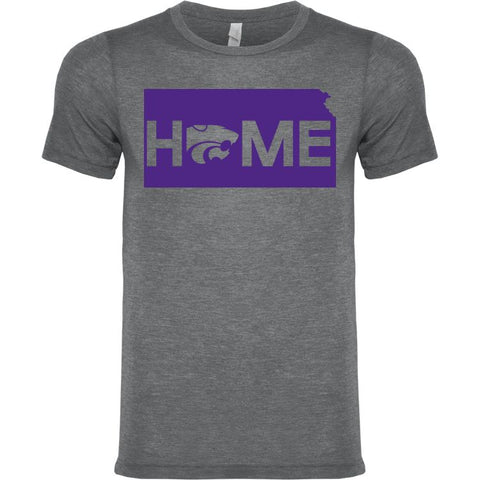 Kansas State Wildcats Canvas Home Tee - 2005305