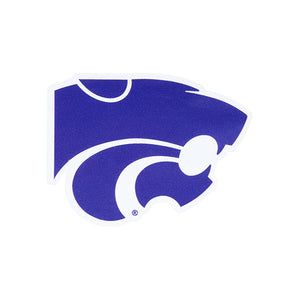 Kansas State Wildcats Powercat Mini Magnet - 2005498
